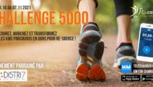 Challenge 5000 : Courez, marchez et transformez les km parcourus en dons pour Re-source !
